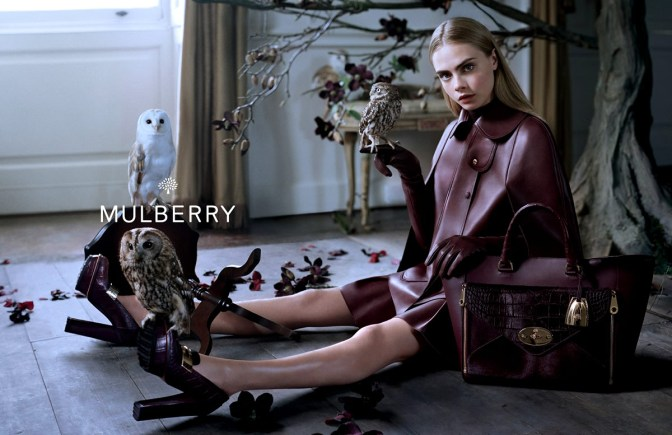 Mulberry Fall/Winter 2013/2014 Campaign
