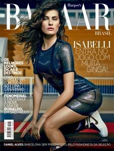 Isabeli Fontana By Fabio Bartelt For Harper's Bazaar Brazil June 2014 (5)