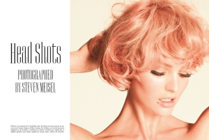 Candice Swanepoel By Steven Meisel For Vogue Italia February 2011 (1)