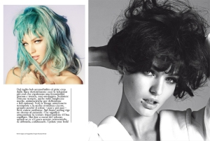 Candice Swanepoel By Steven Meisel For Vogue Italia February 2011 (3)