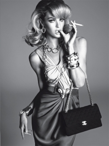 Candice Swanepoel by Steven Meisel (I Want Candy - Vogue Italia February 2011) 15