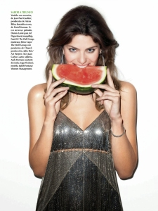 Isabeli Fontana By Terry Richardson For Vogue Mexico June 2014 (7)