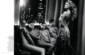 Maryna Linchuk By Vincent Peters For Vogue Russia December 2013 (8)