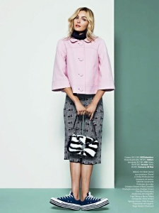 Valentina Zelyaeva By J.R. Duran For Vogue Brazil June 2014 (8)