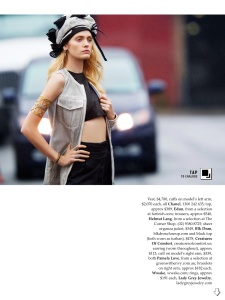 Heidi Mount By Hans Feurer For Elle Australia March 2014 (2)