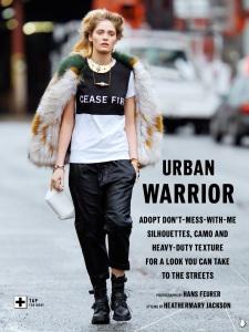 Heidi Mount By Hans Feurer For Elle Australia March 2014