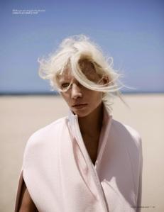 Aline Weber By Annemarieke Van Drimmelen For Vogue Netherlands July 2014 (2)