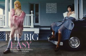 Alisa-Ahmann-and-Stephanie-Joy-Field-by-Emma-Summerton-for-Vogue-Germany-September-2014