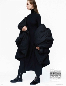 Vanessa Axente By Daniel Jackson For Vogue Germany September 2014 (1)