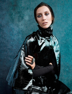 Alana Zimmer By Alique For Vogue Netherlands October 2014 (1)