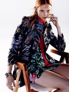 Dani Witt By Nicole Heiniger For Harper's Bazaar Brazil September 2014 (1)