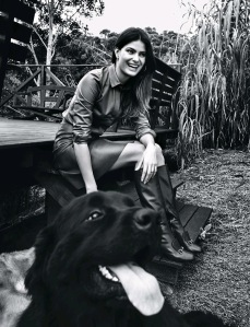 Isabeli Fontana By Sonia Sieff For The Telegraph Magazine 6th September 2014 (1)