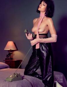 Missy Rayder By Stockton Johnson For Vogue Ukraine November 2014(3)