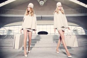 Stina Rapp Wastenson And Frida Aasen By Ellen Von Unwerth For Vogue Japan December 2014 (1)