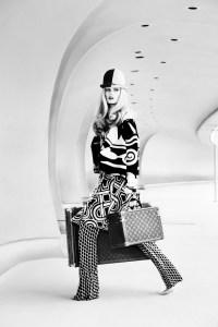 Stina Rapp Wastenson And Frida Aasen By Ellen Von Unwerth For Vogue Japan December 2014 (3)