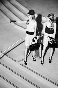 Stina Rapp Wastenson And Frida Aasen By Ellen Von Unwerth For Vogue Japan December 2014 (9)