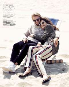 Valeriane Le Moi And Rein Langeveld By Hans Van Brakel For Marie Claire Netherlands December 2013 (3)