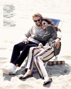 Valeriane Le Moi And Rein Langeveld By Hans Van Brakel For Marie Claire Netherlands December 2013 (3)