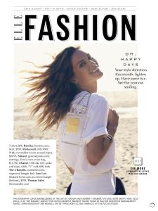 Erin Wasson By David Mandelberg For Elle Australia December 2013 (2)