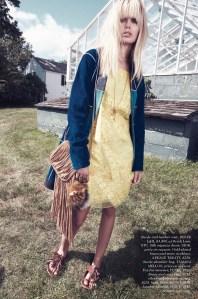 Frida Aasen by Nagi Sakai for Elle US December 2014 (3)