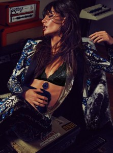 Lily Aldridge By David Roemer For S Moda 8th November 2014 (2)