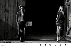 Simon Nessman & Gigi Hadid & Ireland Baldwin by Sebastian Faena for Sisley FallWinter 2014 Campaign (2)