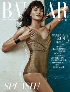 Barbara Fialho By Fabio Bartelt For Harper's Bazaar Brasil January 2015 (1)