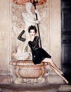 Blanca Padilla By Matt Irwin For Vogue Spain February 2015 (1)