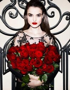 Blanca Padilla By Matt Irwin For Vogue Spain February 2015 (2)