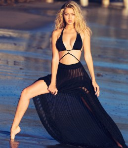 Gigi Hadid by David Bellemere for GUESS Spring 2015 Campaign (7)