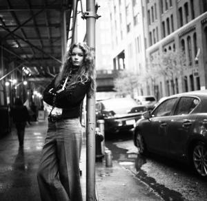 Hollie May Saker By Steven Meisel For Vogue Italia January 2015 (1)