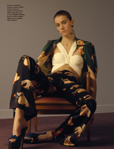 Phillipa Hemphrey By Dario Catellani For Numéro #160 February 2015 (2)