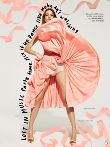 Rijntje Van Wijk By Mark Pillai For Elle Australia December 2013 (1)