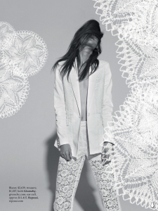 Rijntje Van Wijk By Mark Pillai For Elle Australia December 2013 (2)