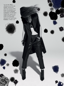 Rijntje Van Wijk By Mark Pillai For Elle Australia December 2013 (4)