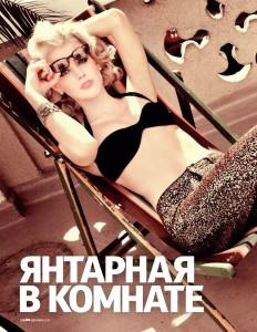 Amber Heard by Ellen von Unwerth for GQ Russia December 2014 (3)