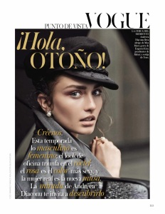 Andreea Diaconu By Mariano Vivanco For Vogue Spain October 2013 (1)