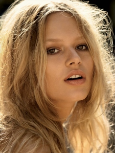 Anna Ewers by Camilla Akrans for Vogue Germany March 2015 (1)