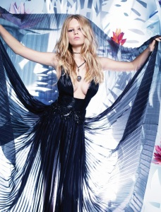 Anna Ewers By Karl Lagerfeld For Numéro #161 March 2015 (15)
