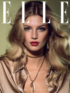 Anne-Sofie List By Signe Vilstrup For Elle Denmark March 2015 (2)