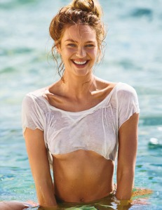 Candice Swanepoel by Gilles Bensimon for Maxim March 2015 (2)