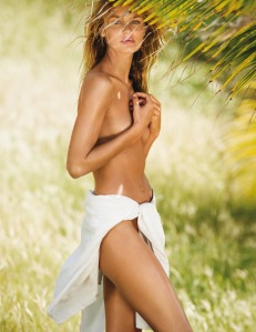Candice Swanepoel by Gilles Bensimon for Maxim March 2015 (4)