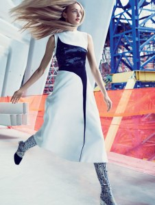 Caroline Trentini by Mikael Jansson for Vogue US February 2015 (8)