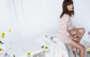 Catherine McNeil by Camilla Åkrans for Blumarine SpringSummer 2015 (3)