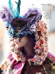 Edie Campbell by David Sims for Vogue US September 2013 (2)