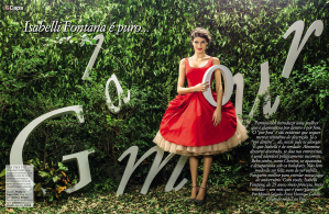 Isabeli Fontana By Henrique Gendre For Glamour Brazil April 2013 (3)