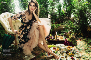 Isabeli Fontana By Henrique Gendre For Glamour Brazil April 2013 (6)