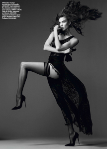 Karlie Kloss by David Sims for Vogue Paris March 2014 (3)