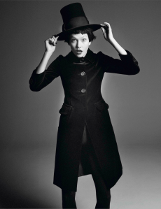Karlie Kloss by David Sims for Vogue Paris March 2014 (4)