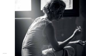 Lara Stone By Peter Lindbergh For Interview March 2015 (3)